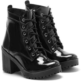 e46108a244 Bota Tratorada Com Cadarço - Sapatos com o Melhores Preços no Mercado Livre  Brasil