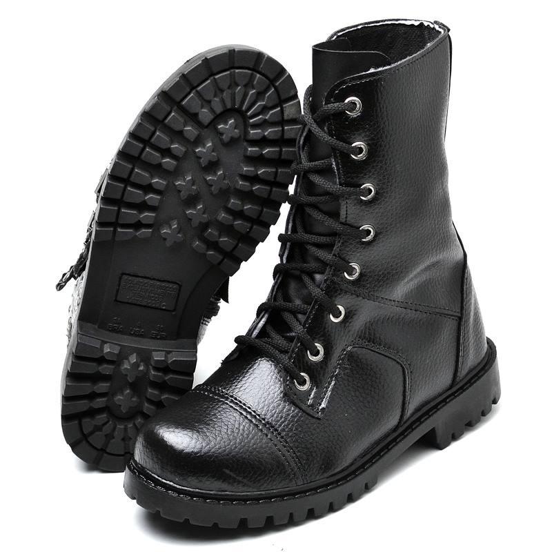 f08193a3a bota coturno feminino estilo rock militar oferta lançamento. Carregando  zoom.