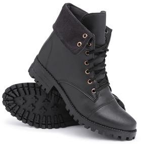 da5a85dcf2 Galeria Do Rock Sapatos Feminino Coturno - Botas no Mercado Livre Brasil