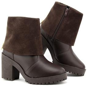 300f7f2e58 Agitus Calcado Feminino Ankle Boots Botas Santa Catarina - Sapatos ...