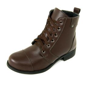 2c38b2d525 Sapato Oncinha Linha Confort Doce Menta Meninos - Calçados