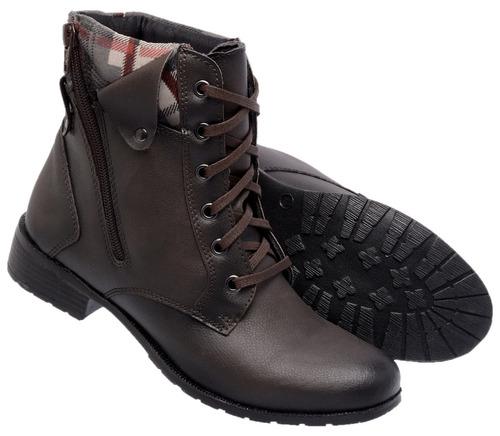 bota coturno feminino(sapatilha tenis  mocassim sandalia)