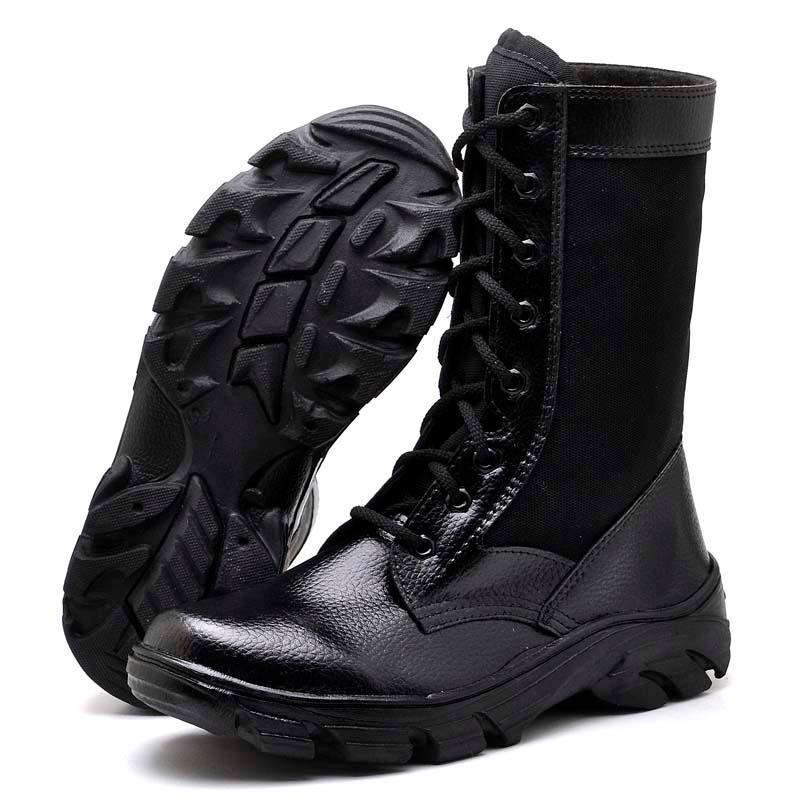 24d6cca847 bota coturno masculino airsoft lona couro militar exercito. Carregando zoom.