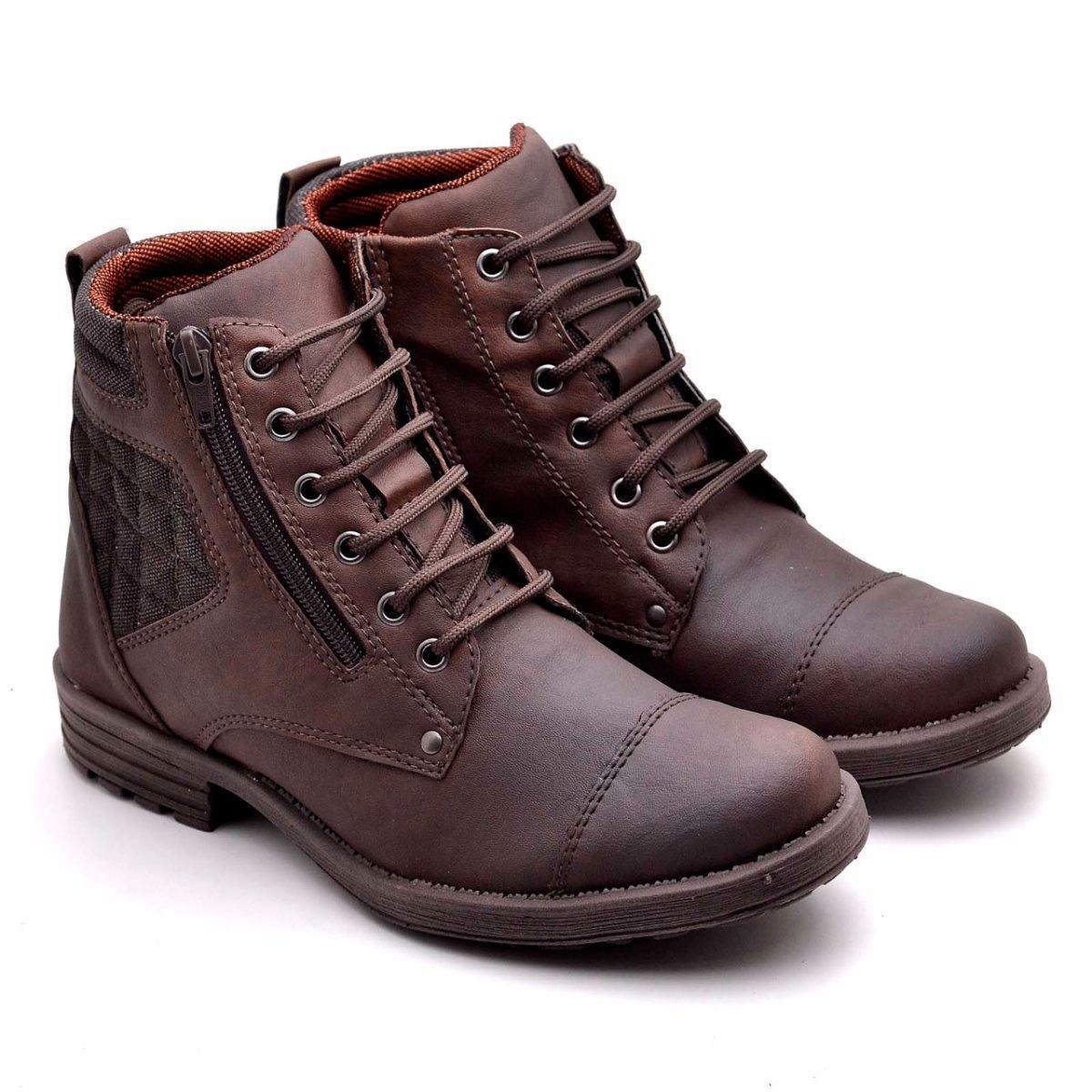 df28d60329 bota coturno masculino casual esportivo trilha confortável. Carregando zoom.
