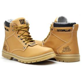 1d7ace1099bb6 Sapatos Incriveis Feminino Botas - Botas Caterpillar no Mercado ...