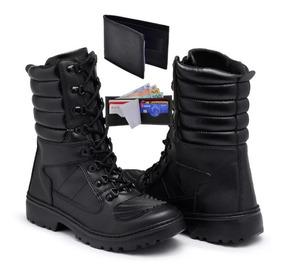 87832f88efd0e Bota Policia Militar Kallucci Bpm Extra Leve - Sapatos com o Melhores  Preços no Mercado Livre Brasil
