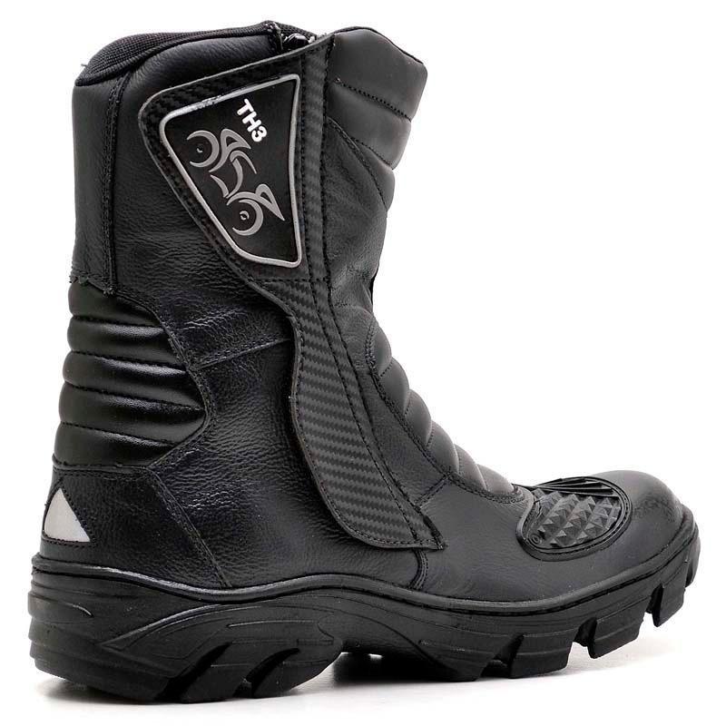f90c28140cc bota coturno motociclista masculina couro resistente a chuva. Carregando  zoom.