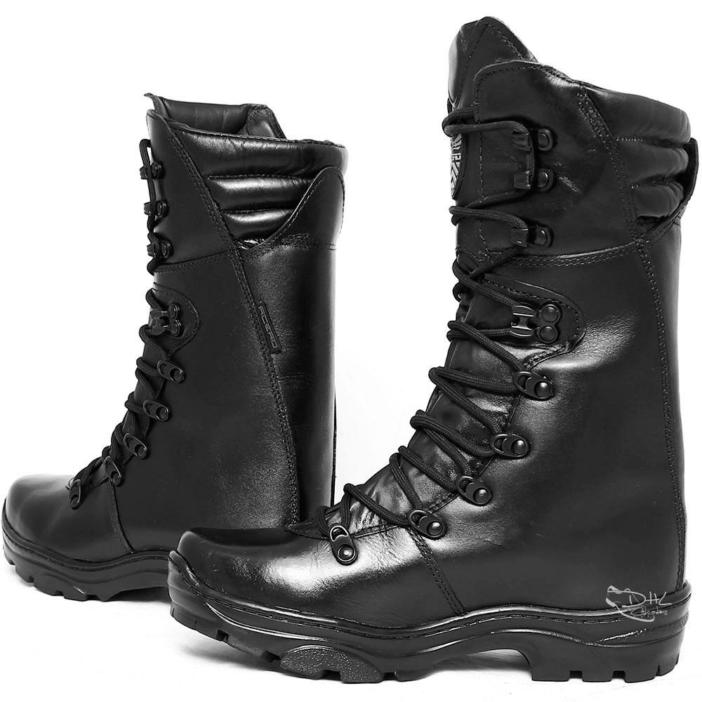 3e465bd62d bota coturno policial padrão militar tatico segurança dhl. Carregando zoom.