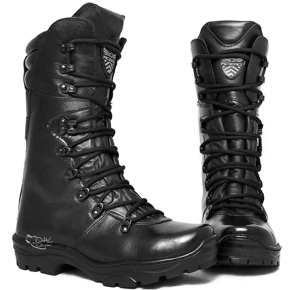 f3ab17dee8 bota coturno policial padrão militar tatico segurança dhl. Carregando zoom.