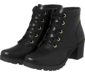 d66bf5e061 Bota Tratorada Com Cadarço - Sapatos com o Melhores Preços no ...
