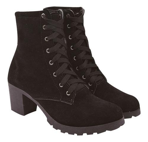 bota coturno sapato feminino chiquiteira chiqui/4049