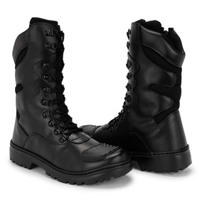 d8a40b5b2 Coturno Feminino Militar - Sapatos no Mercado Livre Brasil