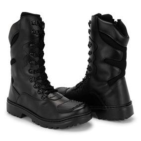3fbf23350 Coturno Militar Feminino Confortavel - Botas Coturnos no Mercado Livre  Brasil