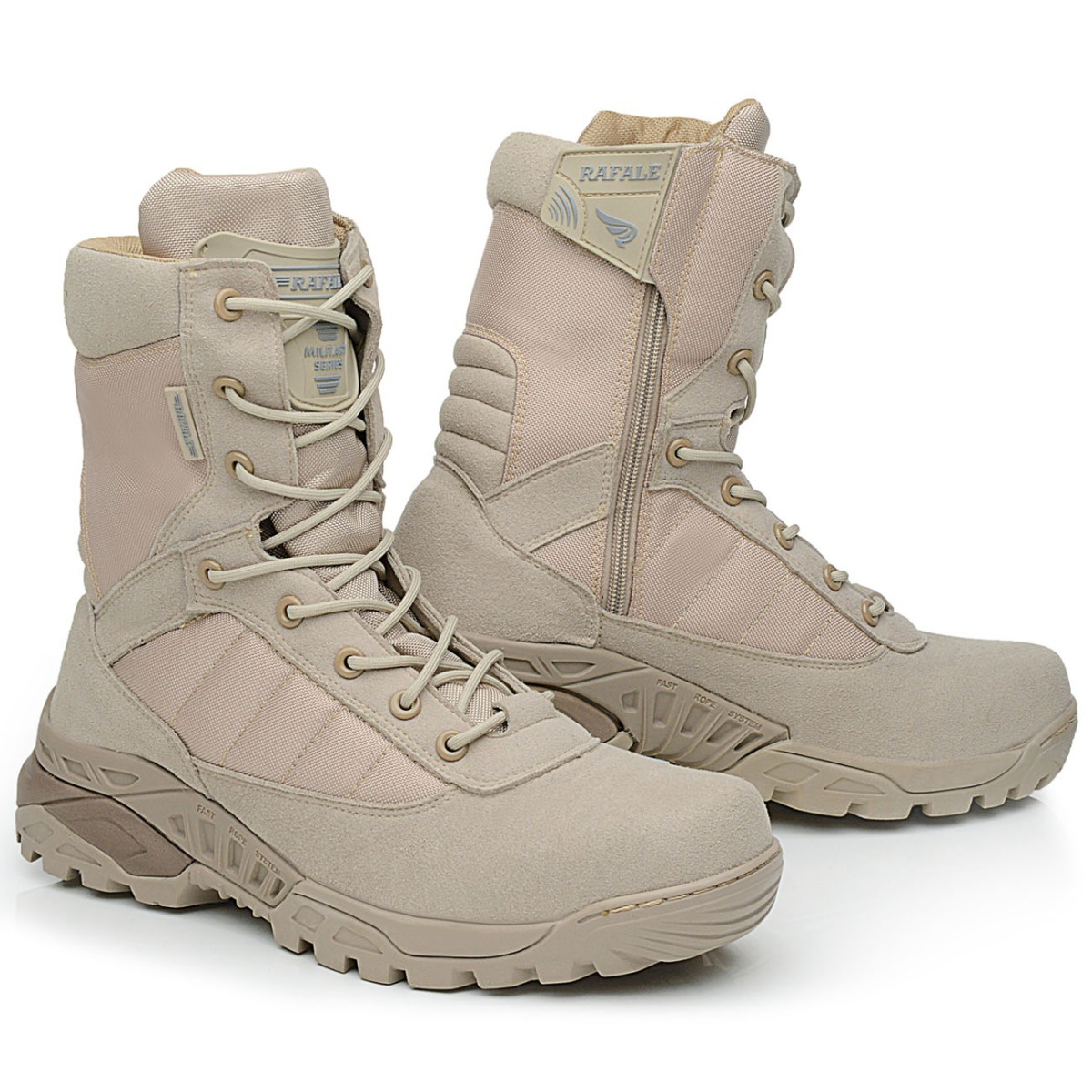 2b7714ebed629 ... 454fde187f4 Bota Coturno Tático Militar Viper Rafale Couro - R 258,00  em . ...