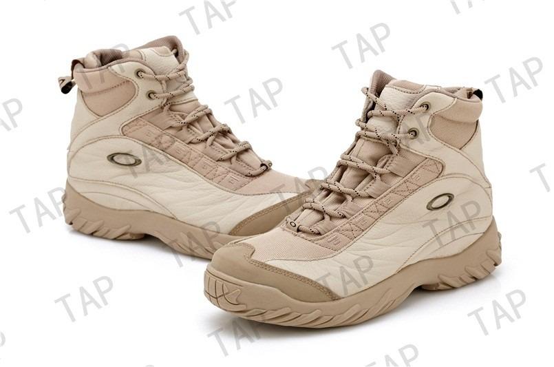 bota coturno tático oakley boots desert militar preto marrom. Carregando  zoom. d2e7e559d2352