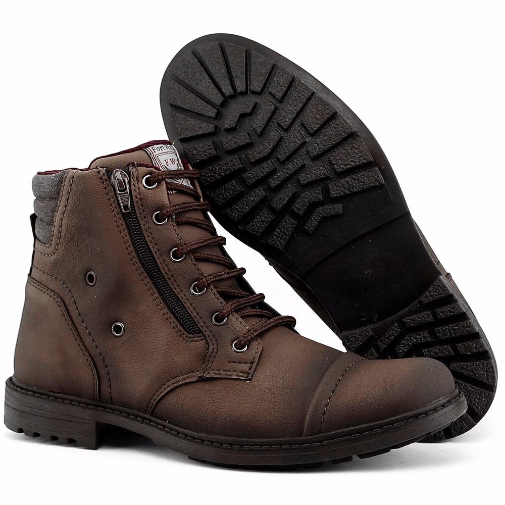 193077806 bota coturno tenis casual soc. masculino oferta dhl calçados. Carregando  zoom.