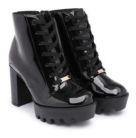 a076895c62b Bota Envernizada Vizzano - Sapatos com o Melhores Preços no Mercado ...