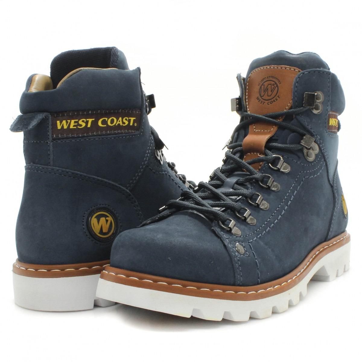 37a789ca82 Bota Coturno West Coast Worker Sneaker 122101