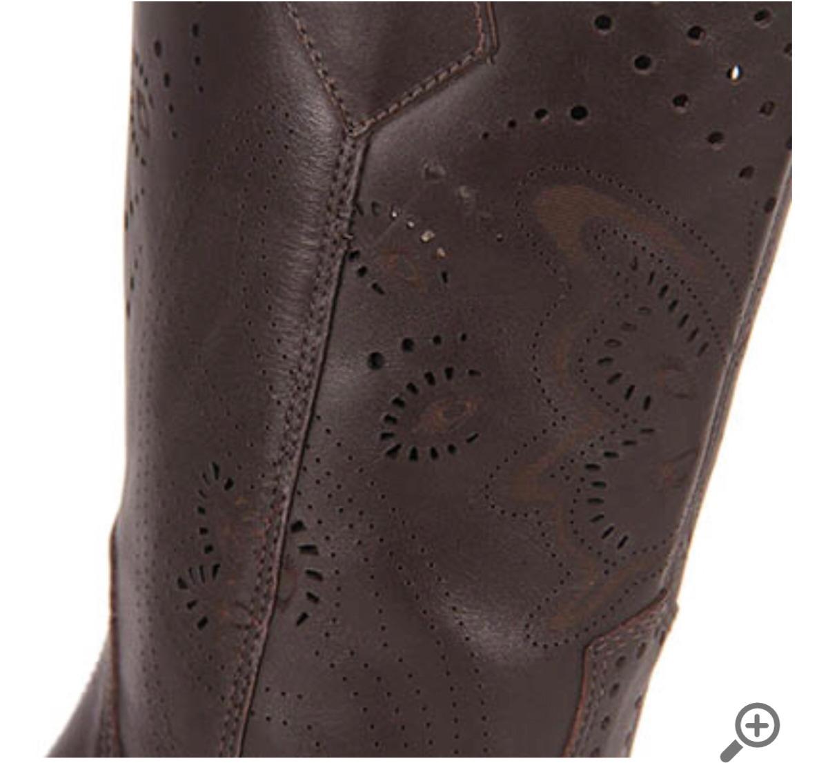 cb7fc55a1f bota country feminina bottero marrom preço promocional. Carregando zoom.