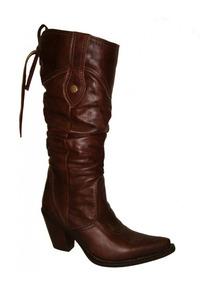 80f93a2752 Bota Country Feminina Tucson - Calçados, Roupas e Bolsas com o Melhores  Preços no Mercado Livre Brasil