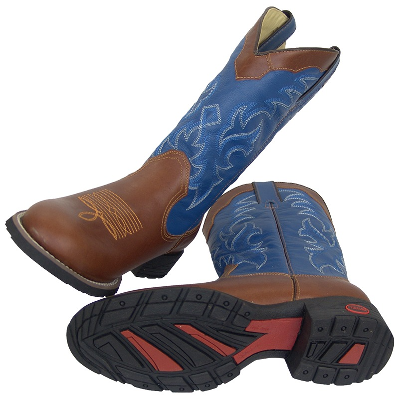 12c6681dd16 bota country fidalgo lisa 42411 azul masculina - bs-01344. Carregando zoom.