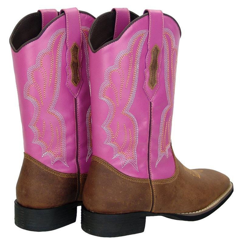 6e50bfb505d bota country fidalgo lisa apaluza 24111 feminina bs-02081. Carregando zoom.