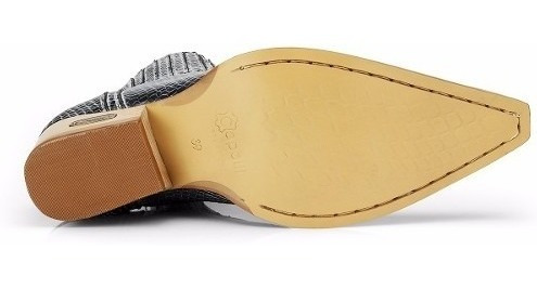 bota country masculina - anaconda- botina - capelli boots