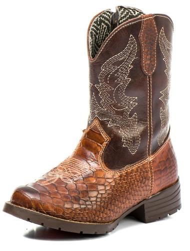 7d356a5281 Bota Country Masculina Texana Americana Couro Cano Longo Inf - R ...