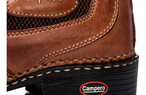 bota country masculina texana avestruz cano curto pinhão couro nobre legítimo frete grátis