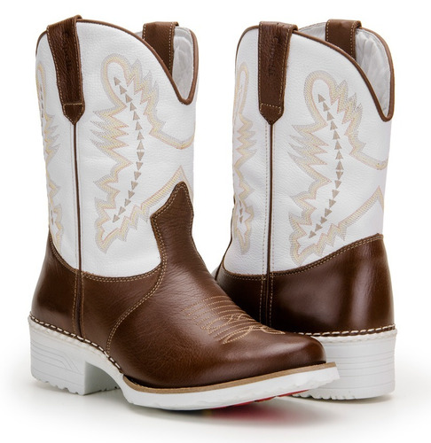 bota country masculina - texana- botina-capelli boots