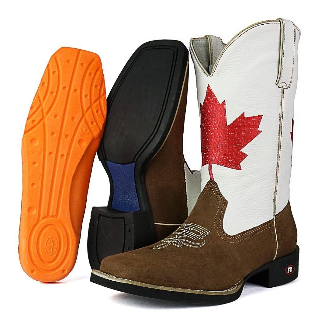 fa5103ce8e22d bota country masculina texana couro promoção sapatofran. Carregando zoom.