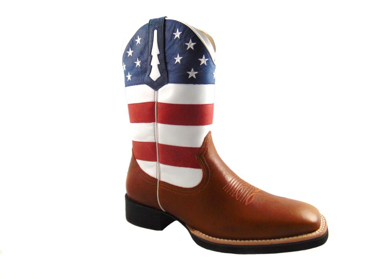 e8b4e27235 bota country texana estados unidos houston 100% couro. Carregando zoom.
