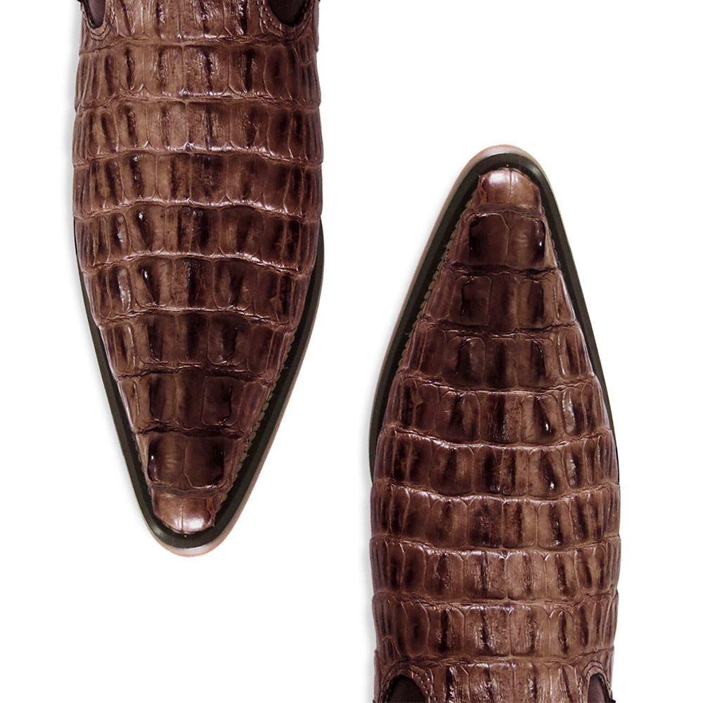 cd72c3d1c5b54 bota country texana exótica silverado masculina couro jacaré. Carregando  zoom.