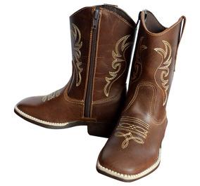 9db4bffd30 Bota Country Duas Costuras - Sapatos no Mercado Livre Brasil
