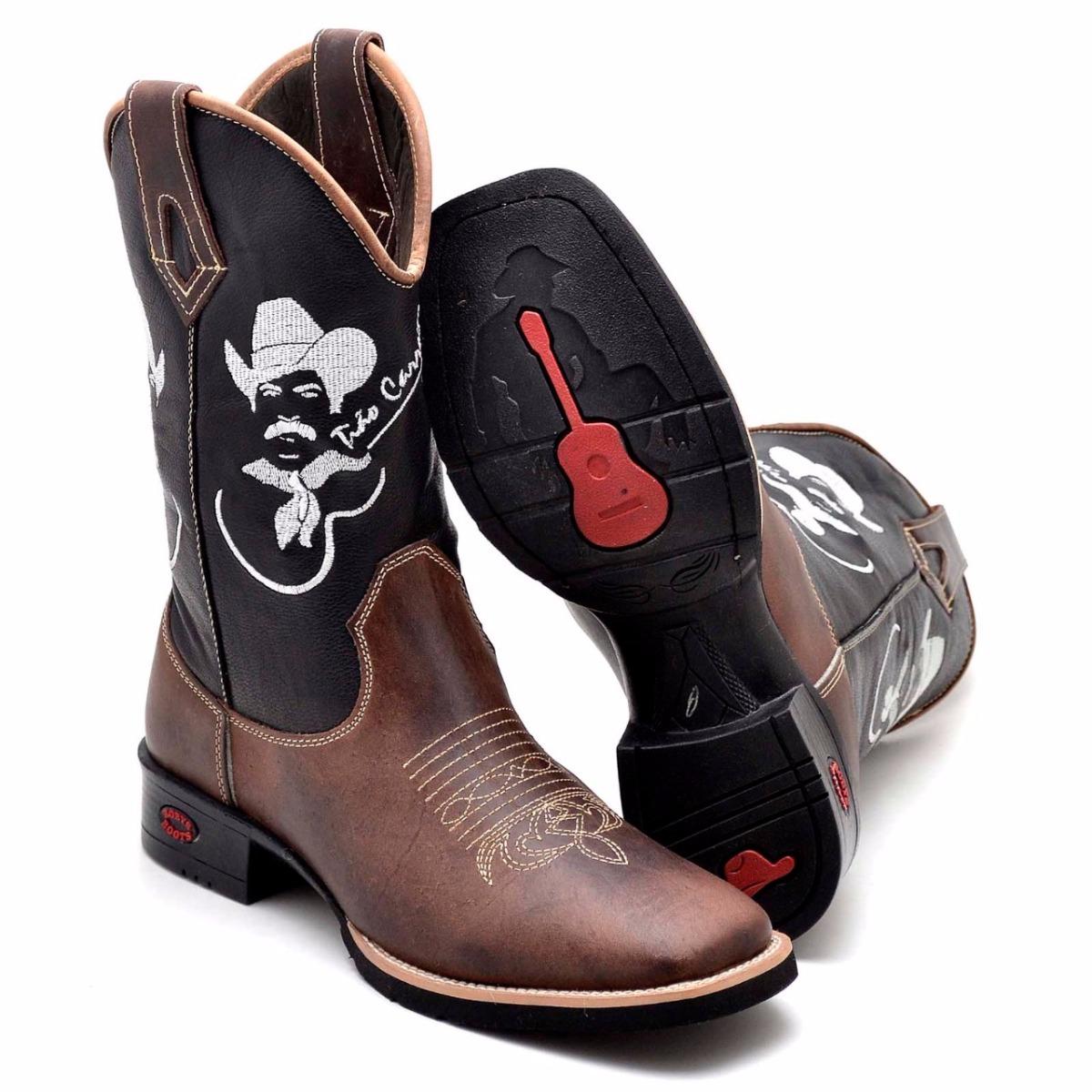 9b993458bf bota country texana masculina bico quadrado tiao carreiro. Carregando zoom.