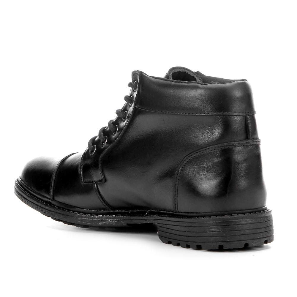 8f41241901 bota couro coturno walkaboult custom masculina. Carregando zoom.