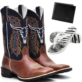 51f929ccf Bota Masculina Cano Longo Cowboy - Calçados, Roupas e Bolsas no ...