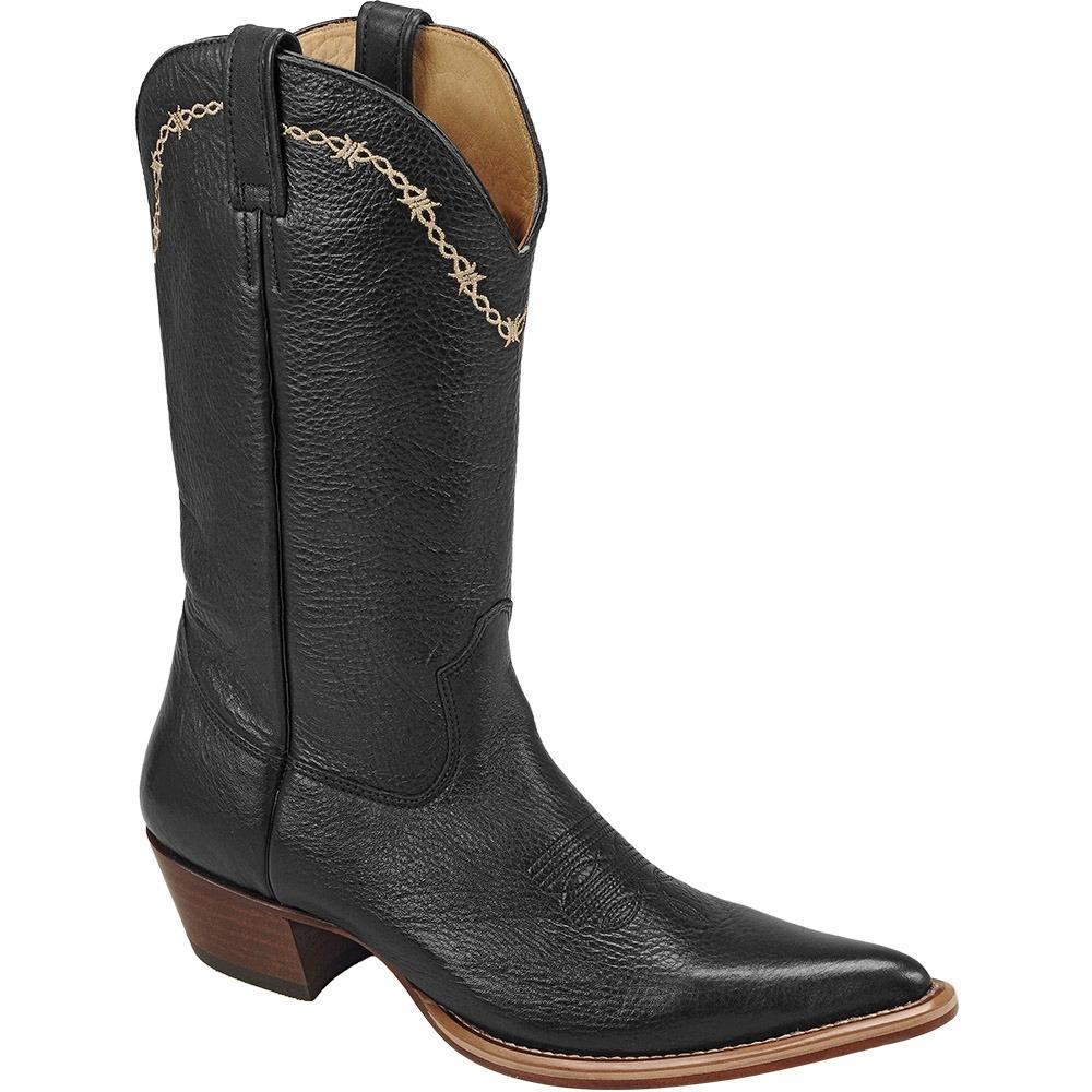 f6dc6a56f11dd bota cowboy masculina texana silverado couro floater preto. Carregando zoom.