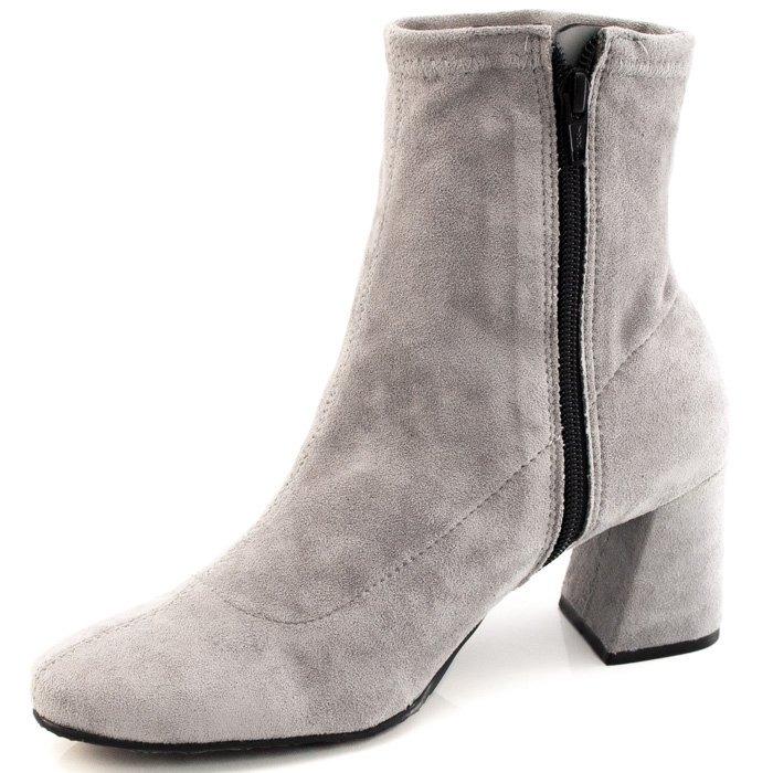 e756620d7e bota skinny boot veludo cravo e canela 155302 · bota cravo canela