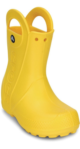 bota crocs handle it - niños 12803-730