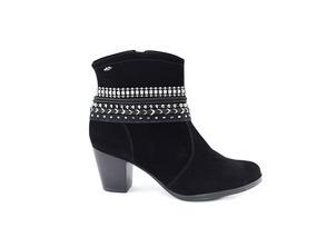 80c76b76cd Sapato Feminino Dakota Preto Wolford Botas - Sapatos no Mercado Livre Brasil