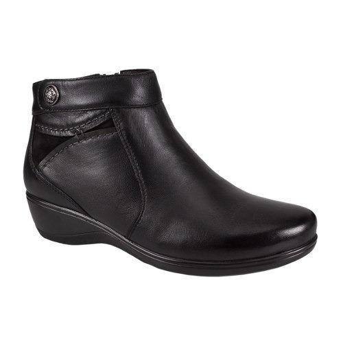bota dama piel borrego 4 cms 158377 b7p envío gratis
