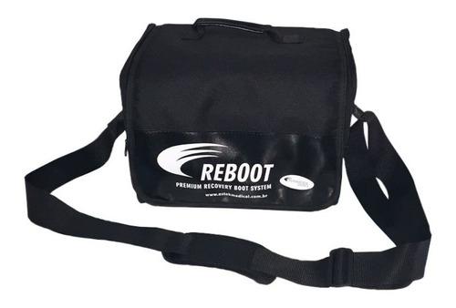 bota de compressão recovery reboot go c/ bota xl