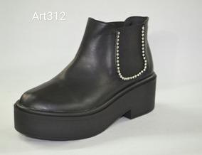 43628e7616e Botas Cortas Plataforma Mujer - Botas y Botinetas de Mujer en Mercado Libre  Argentina