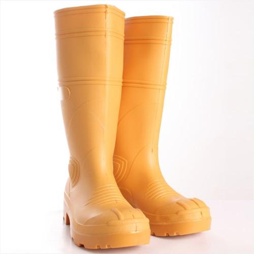 bota de goma cana larga beige n 40 - 20853 tienda física maf