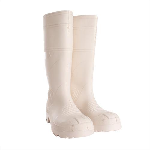 bota de goma caña larga blanca n 42 - 20885 tienda físic maf
