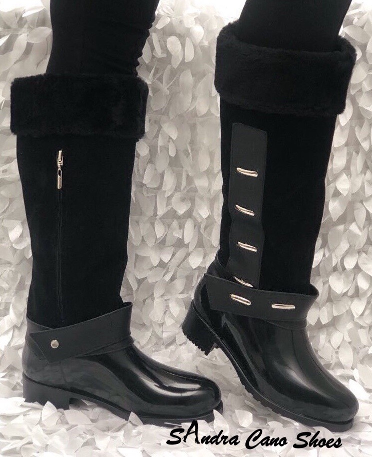 b98b19db1f8 Bota De Invierno Para Mujer Sandra Cano Shoes -   130.000 en Mercado ...