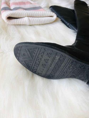 bota de montaria over knee da marca tanara