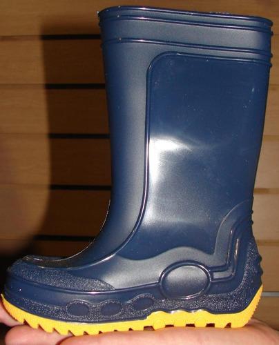 bota de niño calfor para lluvia x-tracks. del 21 al 34