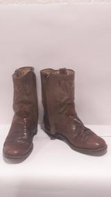4a163a80c4 Bota Texana Leiser Botas Vaqueras - Botas y Botinetas de Hombre 25 ...